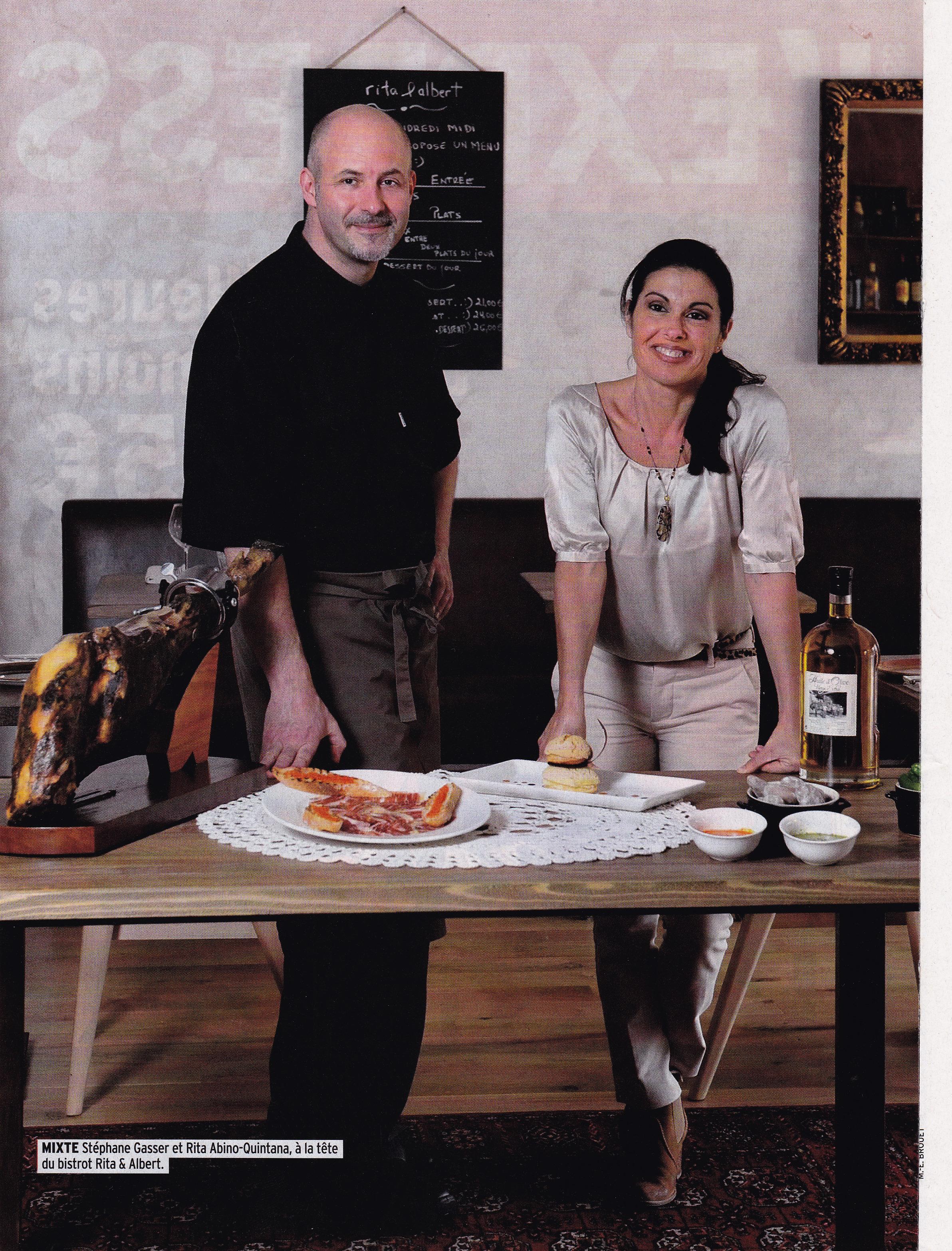 Restaurant Chez Rita Et Albert